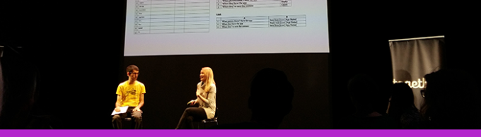 Meghan Bates shares her Agile Content Conferenceexperience